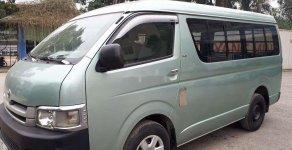 Bán Toyota Hiace đời 2007, máy dầu, số sàn giá 280 triệu tại Hà Nội
