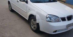 Xe Daewoo Lacetti năm sản xuất 2005, màu trắng, giá tốt giá 125 triệu tại Hà Nội