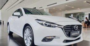 Mazda Biên Hòa: Bán Mazda 3 1.5 Deluxe sản xuất năm 2019, màu trắng giá 709 triệu tại Đồng Nai