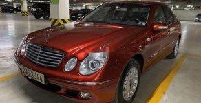 Cần bán Mercedes E class 2004, màu đỏ giá 333 triệu tại Hà Nội