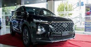 Bán ưu đãi giảm giá sốc cuối năm chiếc xe Hyundai Santa Fe dầu 2.2 đặc biệt, sản xuất 2019, màu đen giá 1 tỷ 180 tr tại Hà Nội