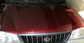 Cần bán lại xe Daihatsu Terios 1.3 4x4 MT đời 2005, màu đỏ, giá 168tr giá 168 triệu tại Tp.HCM