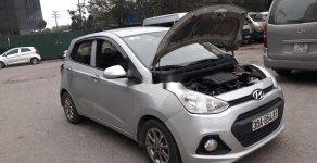 Bán Hyundai Grand i10 2015, màu bạc số sàn, giá chỉ 292 triệu giá 292 triệu tại Hà Nội