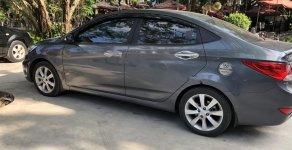 Cần bán gấp Hyundai Accent 1.4 AT đời 2012, màu xám, xe nhập, số sàn giá 375 triệu tại Bắc Giang
