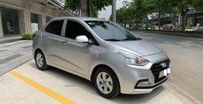 Bán xe Hyundai Grand i10 đời 2017, màu bạc số sàn, 348 triệu giá 348 triệu tại Bình Dương