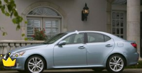 Cần bán Lexus IS 250 2007, màu xanh lam, xe nhập giá 680 triệu tại Hà Nội