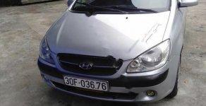 Cần bán lại xe Hyundai Getz 1.1 MT 2009, màu bạc, xe nhập giá 162 triệu tại Thái Nguyên