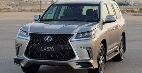 Cần bán nhanh chiếc xe Lexus LX 570S Super Sport, sản xuất 2019, màu bạc, nhập khẩu nguyên chiếc giá 9 tỷ 190 tr tại Tp.HCM