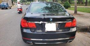 Cần bán gấp BMW 7 Series 750Li 2010, màu đen, nhập khẩu nguyên chiếc giá 890 triệu tại Tp.HCM