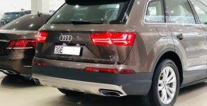Bán Audi Q7 3.0 AT sản xuất năm 2015, màu nâu, nhập khẩu  giá 2 tỷ 500 tr tại Hà Nội