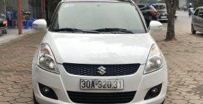 Cần bán Suzuki Swift đời 2014, màu trắng giá cạnh tranh giá 375 triệu tại Hà Nội