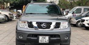 Cần bán lại xe Nissan Navara năm sản xuất 2012, màu xám, nhập khẩu giá 365 triệu tại Hà Nội