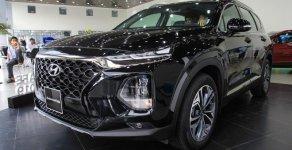 Hyundai Trường Chinh - Cần bán xe Hyundai Santa Fe 2.4L đời 2019, màu đen giá 1 tỷ 100 tr tại Tp.HCM
