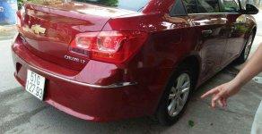 Bán ô tô Chevrolet Cruze đời 2018, màu đỏ như mới, giá chỉ 395 triệu giá 395 triệu tại Tp.HCM