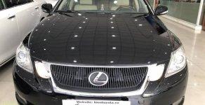 Cần bán xe Lexus GS 3.5L năm 2010, màu đen, xe nhập như mới giá 730 triệu tại Hà Nội