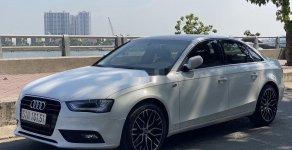 Cần bán lại xe Audi A4 đời 2014, màu trắng, nhập khẩu giá 889 triệu tại Tp.HCM
