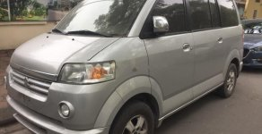 Bán ô tô Suzuki APV AT đời 2007, màu bạc số tự động giá cạnh tranh giá 180 triệu tại Hà Nội