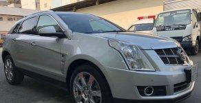 Cần bán Cadillac SRX 3.6 V6 sản xuất 2012, màu bạc, nhập khẩu nguyên chiếc giá 1 tỷ 50 tr tại Tp.HCM