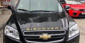Bán Chevrolet Captiva 2008, màu đen, giá tốt giá 270 triệu tại Hải Dương