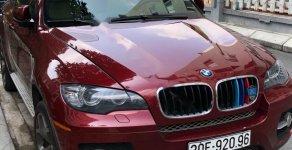 Cần bán lại xe BMW X6 sản xuất năm 2008, màu đỏ, nhập khẩu nguyên chiếc chính chủ giá 790 triệu tại Hà Nội