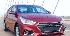 Hỗ trợ mua xe trả góp lãi suất thấp - Giao xe nhanh tận nhà với chiếc Hyundai Accent 1.4 AT, sản xuất 2019 giá 499 triệu tại Tp.HCM
