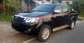 Cần bán xe Toyota Hilux 3.0G 4x4 MT 2011, màu đen chính chủ giá 425 triệu tại Điện Biên