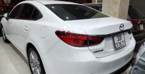 Bán Mazda 6 2.0 AT đời 2015, màu trắng, giá chỉ 680 triệu giá 680 triệu tại Hà Nội