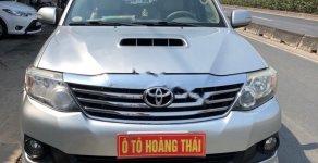 Cần bán xe Toyota Fortuner 2.5G 2013, màu bạc số sàn giá 648 triệu tại Tp.HCM