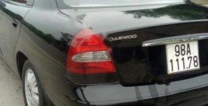 Cần bán Daewoo Nubira sản xuất 2003, màu đen, giá 65tr giá 65 triệu tại Bắc Giang