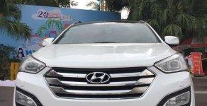 Xe Hyundai Santa Fe AT đời 2014, màu trắng, nhập khẩu nguyên chiếc, giá 820tr giá 820 triệu tại Hà Nội