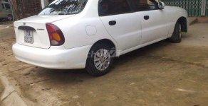Cần bán xe Daewoo Lanos đời 2003, màu trắng, nhập khẩu giá 58 triệu tại Thanh Hóa