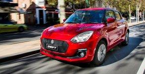 Cần bán Suzuki Swift GL đời 2019, màu đỏ, xe nhập, giá chỉ 499 triệu giá 499 triệu tại Tp.HCM