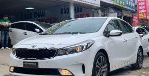 Bán Kia Cerato 1.6 AT sản xuất 2018, màu trắng chính chủ, 600 triệu giá 600 triệu tại Hà Nội