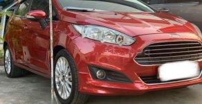 Cần bán gấp Ford Fiesta S 1.0L Ecoboost năm sản xuất 2014, màu đỏ số tự động giá 395 triệu tại Tp.HCM