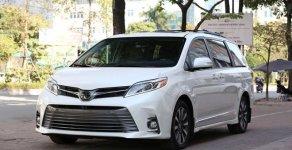 Bán nhanh chiếc xe hạng sang Toyota Sienna limited, sản xuất 2019, xe nhập, có xe giao nhanh giá 4 tỷ 380 tr tại Hà Nội
