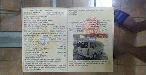 Cần bán xe Toyota Hiace đời 2007, giá tốt giá 200 triệu tại Hà Nội