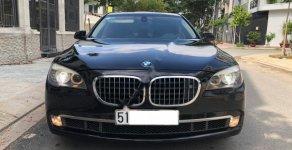 Bán BMW 750Li đời 2013, màu đen, nhập khẩu giá 1 tỷ 468 tr tại Tp.HCM