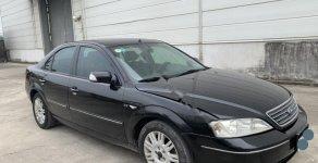 Cần bán lại xe Ford Mondeo năm 2003, màu đen số tự động giá cạnh tranh giá 118 triệu tại Tp.HCM
