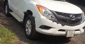 Bán Mazda BT 50 2.2L 4x4 MT sản xuất năm 2015, màu trắng, nhập khẩu, giá tốt giá 498 triệu tại Tp.HCM