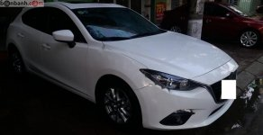 Cần bán lại xe Mazda 3 1.5 AT năm sản xuất 2017, màu trắng chính chủ, 565tr giá 565 triệu tại Hải Phòng