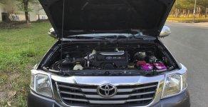 Bán Toyota Hilux 2.5E 4x2 MT đời 2012, màu xám, nhập khẩu giá 382 triệu tại Đồng Nai