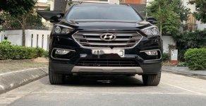 Cần bán Hyundai Santa Fe 2016, màu đen, 920tr giá 920 triệu tại Hà Nội