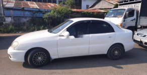 Cần bán gấp Daewoo Lanos năm sản xuất 2001, màu trắng giá 78 triệu tại Tp.HCM