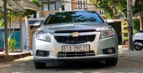 Cần bán Chevrolet Cruze Ltz sản xuất năm 2012, màu bạc số tự động giá 306 triệu tại Tp.HCM