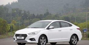 Hỗ trợ giao xe nhanh toàn quốc chiếc xe Hyundai Accent 1.4 MT Base, sản xuất 2019, giá cạnh tranh giá 425 triệu tại Tp.HCM