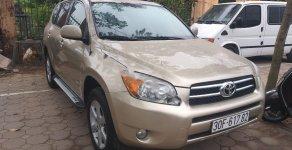 Bán Toyota RAV4 đời 2006, màu vàng, nhập khẩu   giá 450 triệu tại Hà Nội
