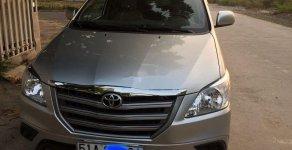 Bán Toyota Innova đời 2014, màu bạc giá 470 triệu tại Tp.HCM