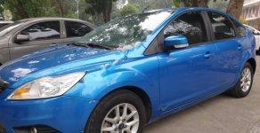 Bán Ford Focus 1.8 AT đời 2010, màu xanh lam chính chủ, 295tr giá 295 triệu tại Hà Nội