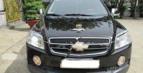 Cần bán xe Chevrolet Captiva LTZ 2.4 năm sản xuất 2007, màu đen, giá tốt giá 316 triệu tại Tp.HCM