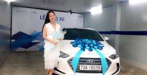Bán xe cũ Hyundai Elantra năm 2017, màu trắng, 589tr giá 589 triệu tại Tp.HCM